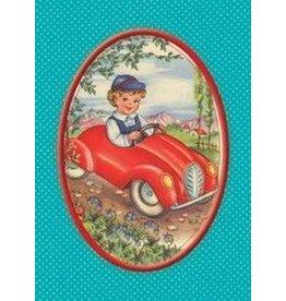 Froy en Dind - autootje