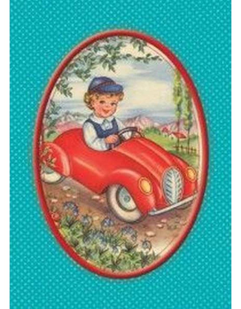 Froy and Dind - little car