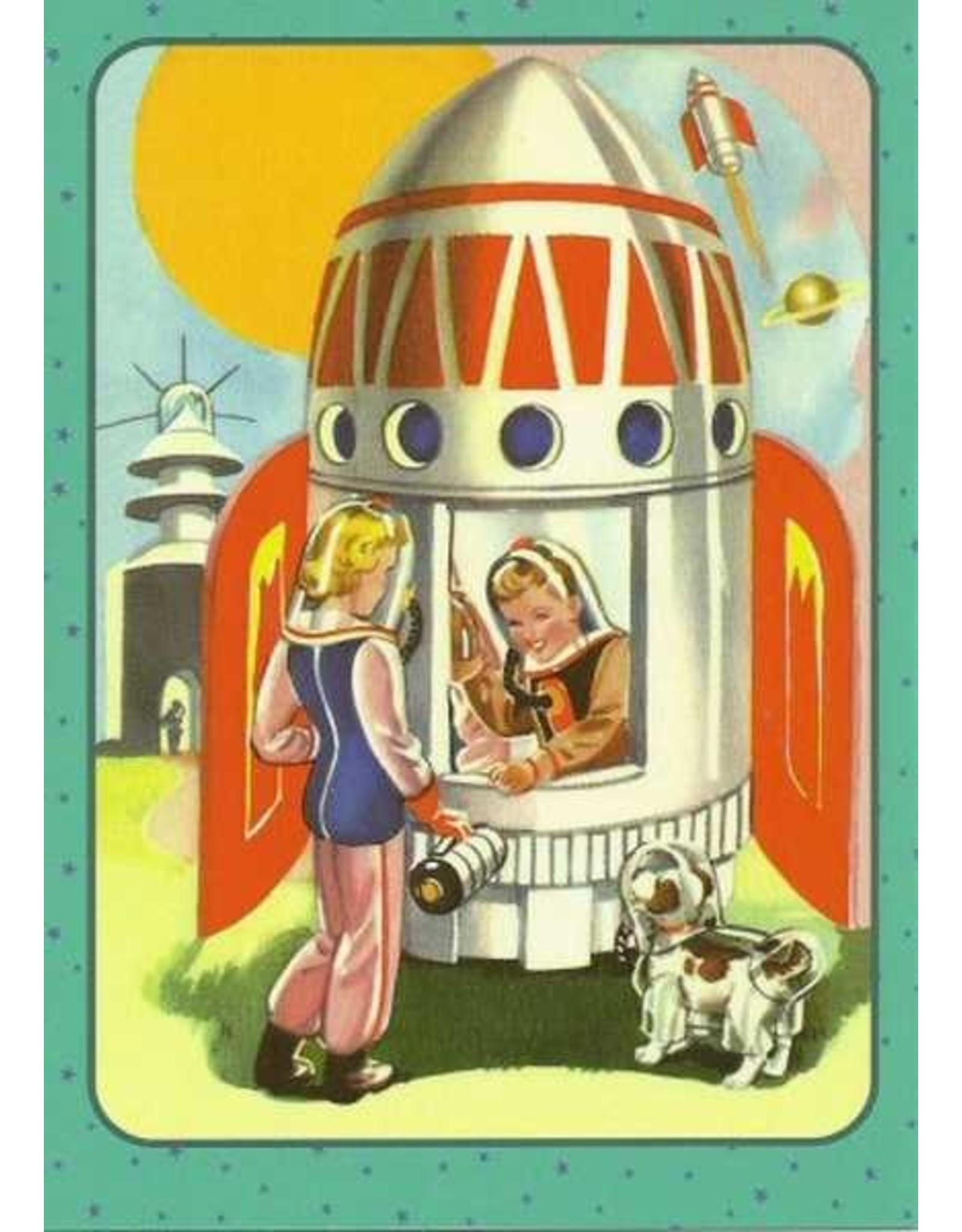 Froy en Dind - raket