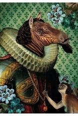 Postcard - noble horse