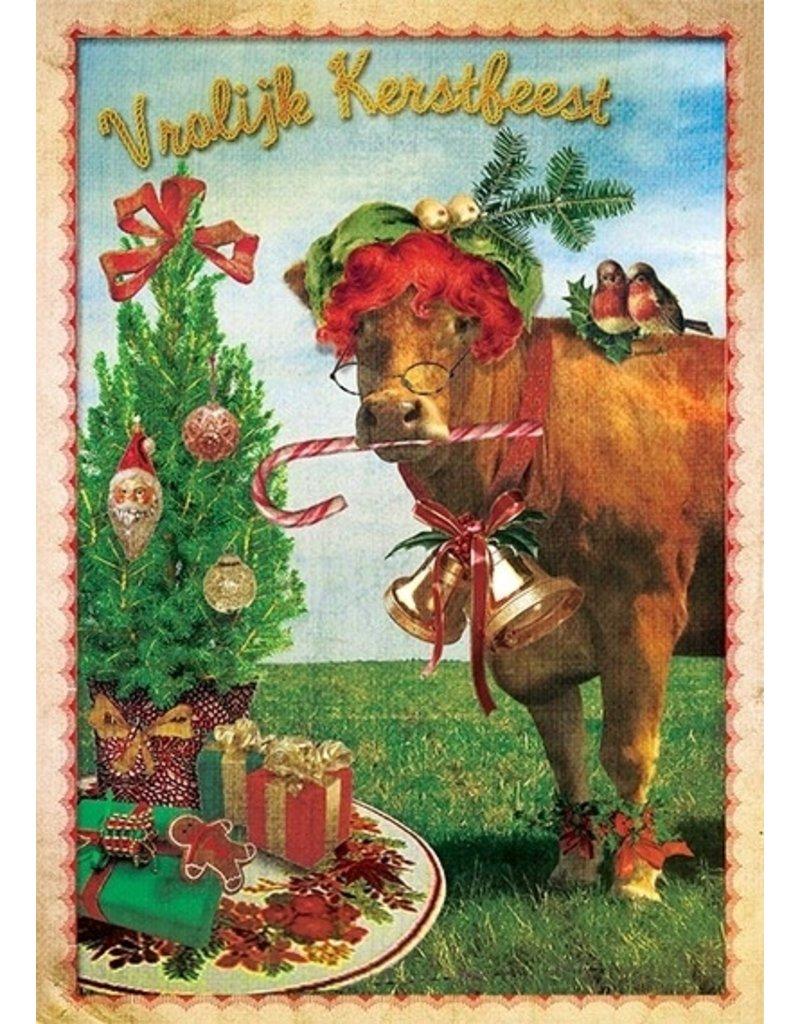Christmas card - merry christmas!