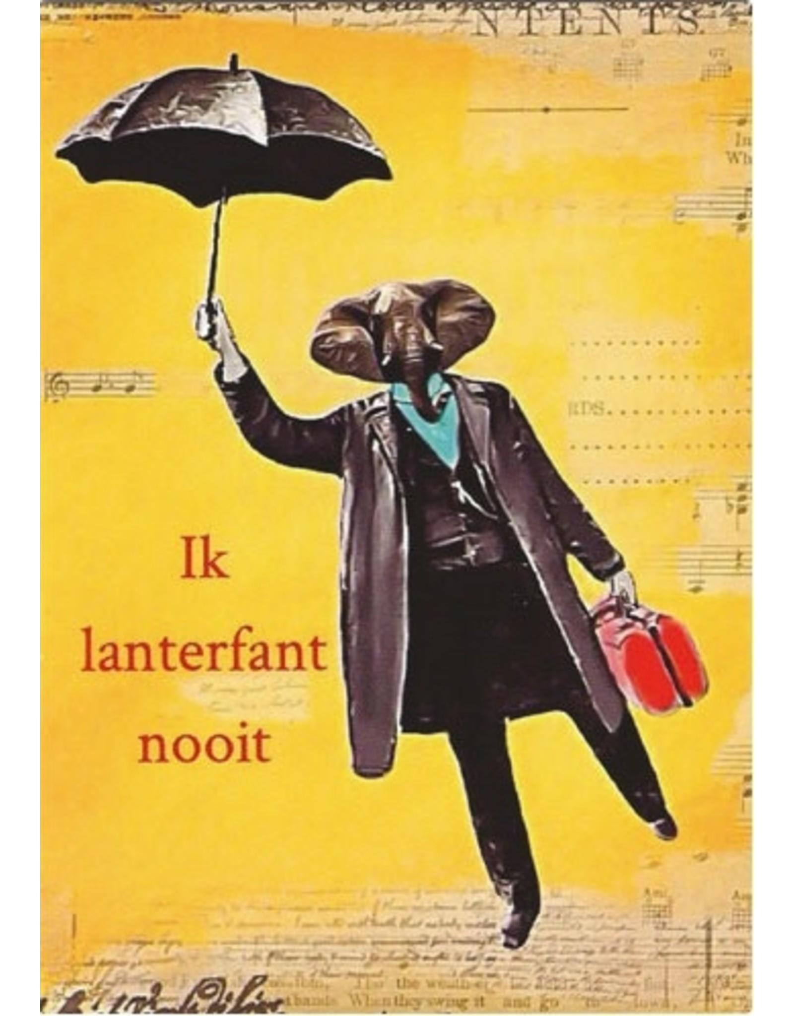 Card - I never elephant around