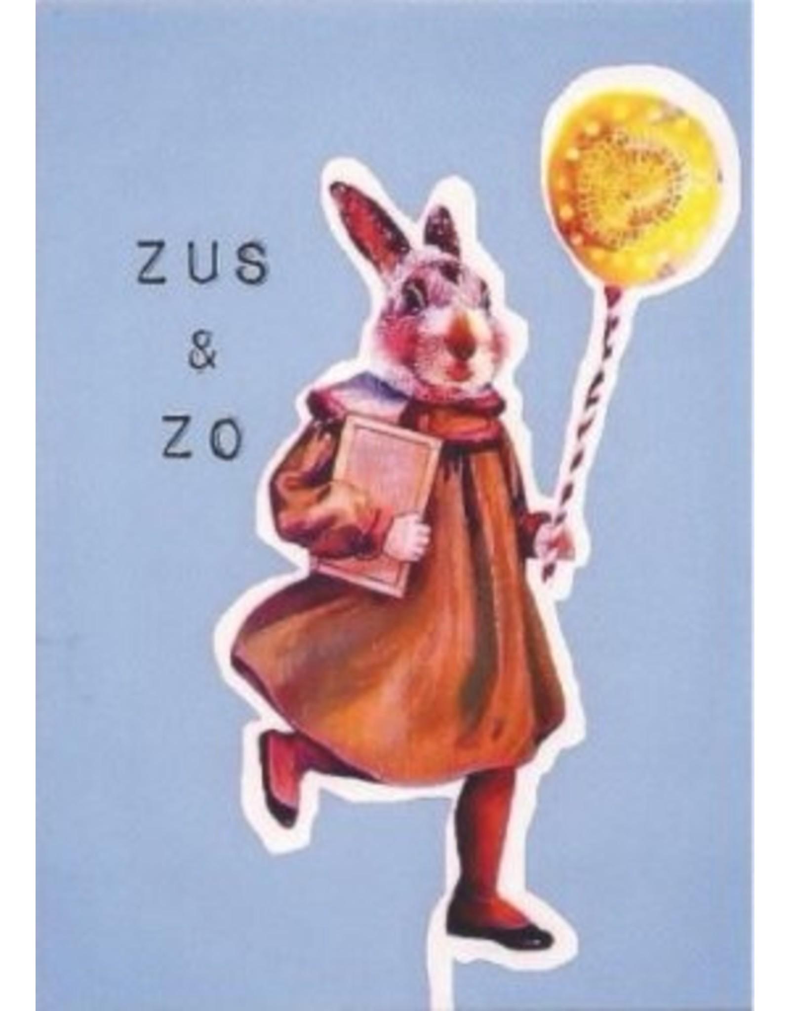 Kaartje - Zus & Zo