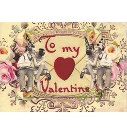 Card - To my valentine
