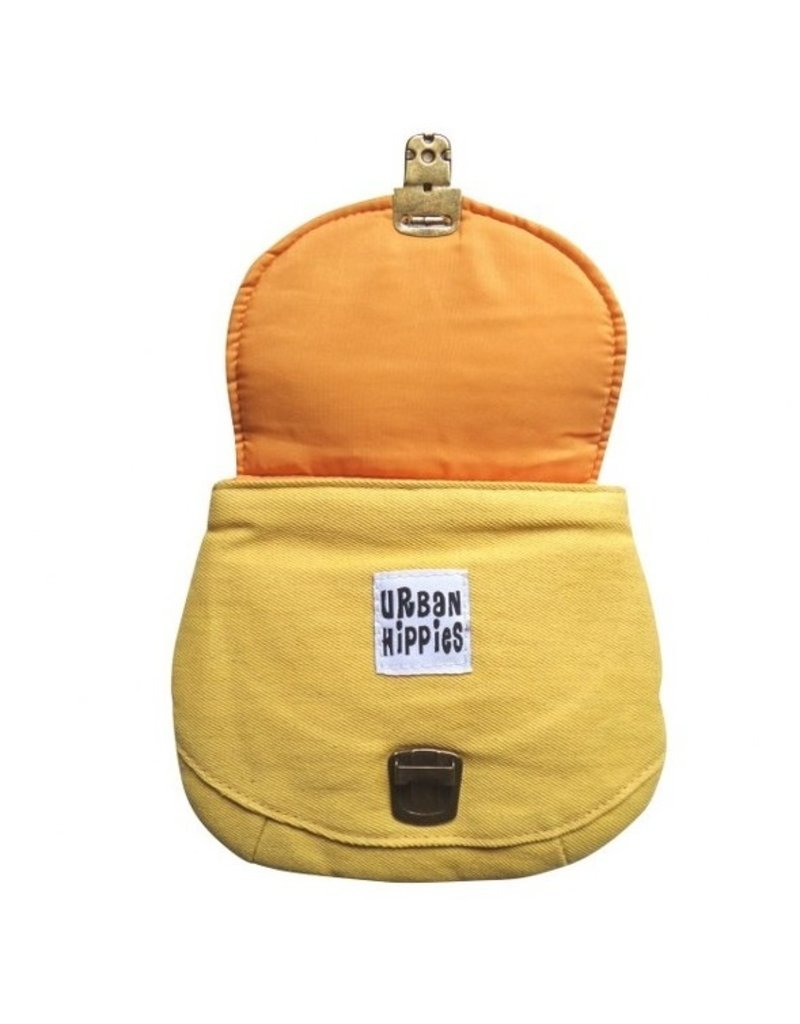 Urban Hippies - hip pocket yellow