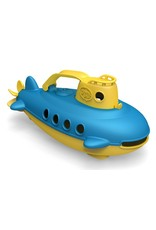 Green Toys - blue submarine