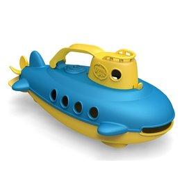 Green Toys - blauwe onderzeeboot