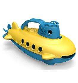 Green Toys - gele onderzeeboot