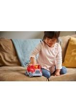 Green Toys - kleine brandweerwagen