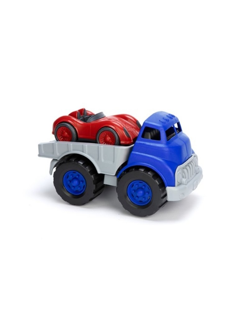 Green Toys - loadcar with car