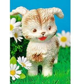 Card - Popjes Art - Little dog