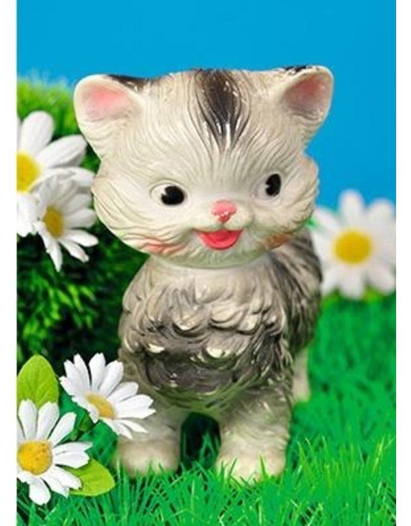 Card - Popjes Art - Little cat