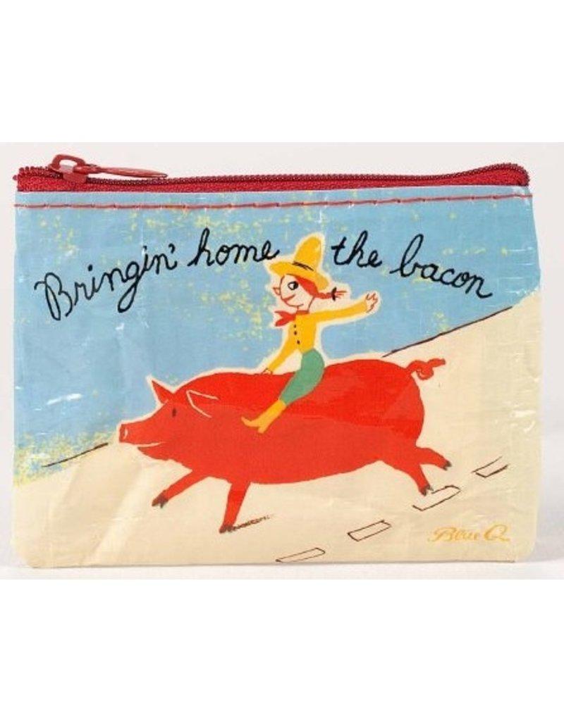 BlueQ portemonnee - Bringin' home the bacon
