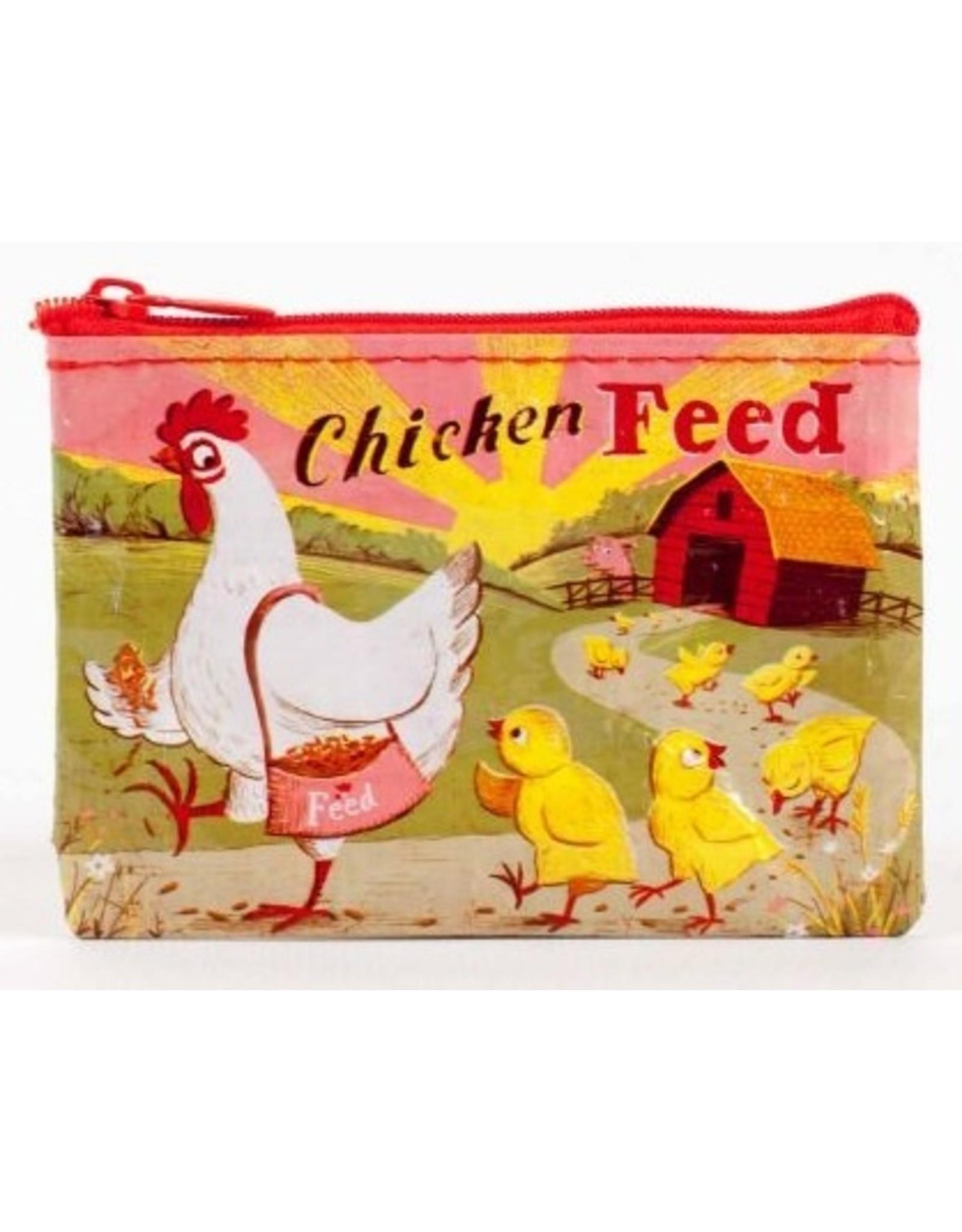 BlueQ portemonnee - Chicken feed