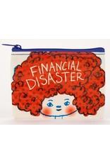 BlueQ wallet - Financial Disaster