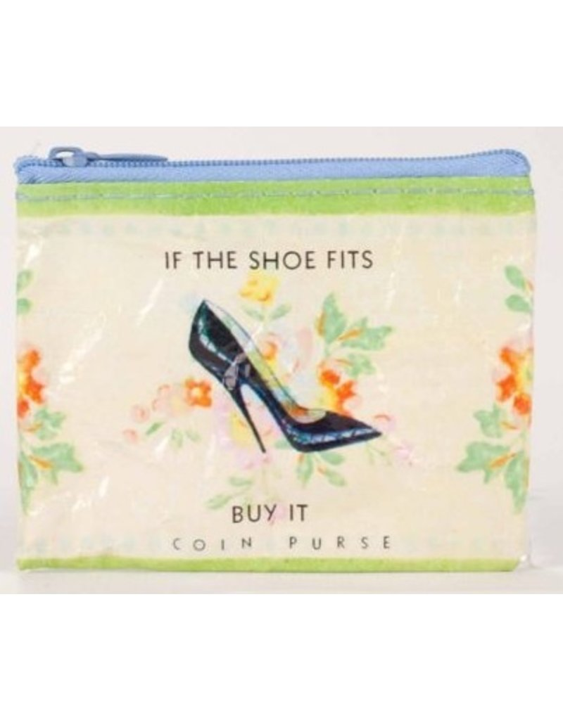 BlueQ portemonnee - If the shoe fits
