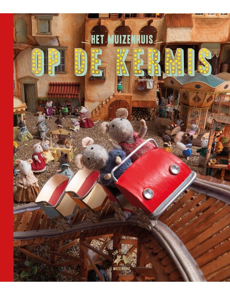 The Mouse House book - at the carnival