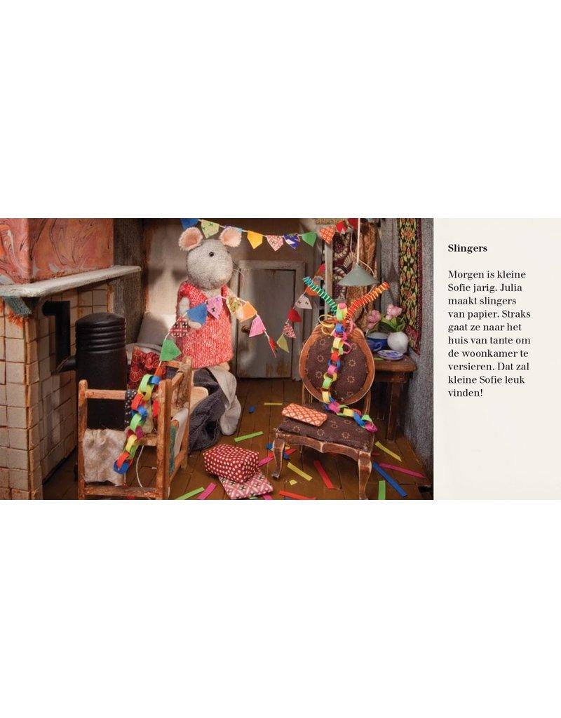 Het Muizenhuis boek - Een drieling!