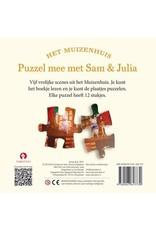 Het Muizenhuis boek - Puzzel mee met Sam en Julia
