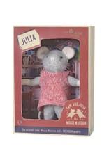 Het Muizenhuis knuffel - Julia