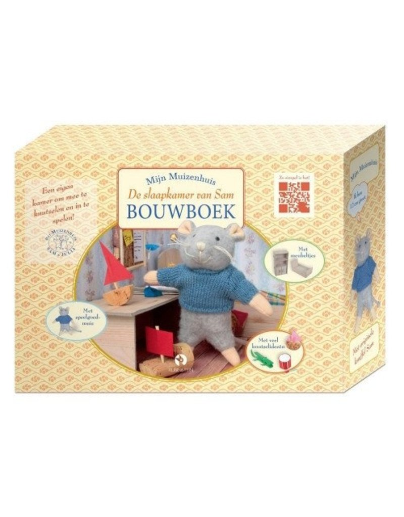 The Mouse House building book - The bedroom of Sam