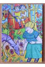 Kunst kaart - Sprookje
