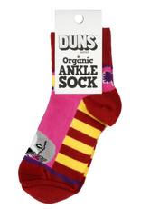 Duns Children's socks - red dog