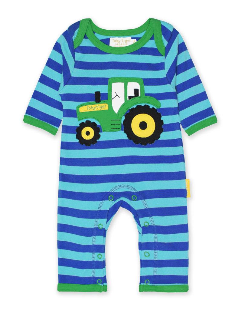 Toby Tiger Baby boxpakje - tractor