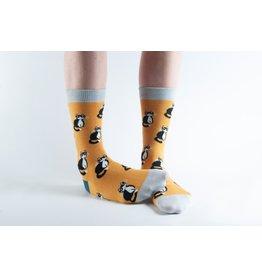Doris & Dude Socks - cats (36-40)