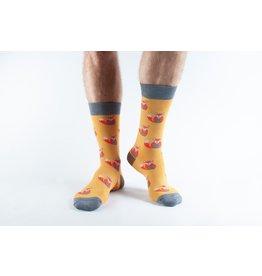 Doris & Dude Socks - foxes (41-45)