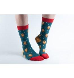 Doris & Dude Socks - owls (36-40)