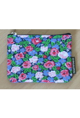 Huisteil Small vintage purse - small flowers