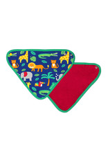 Toby Tiger Baby bib - jungle
