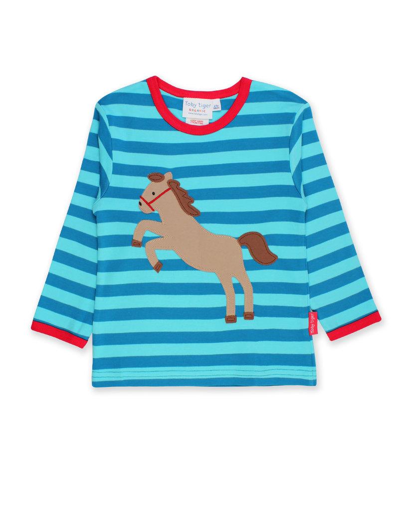 Toby Tiger Kinder shirt - paard
