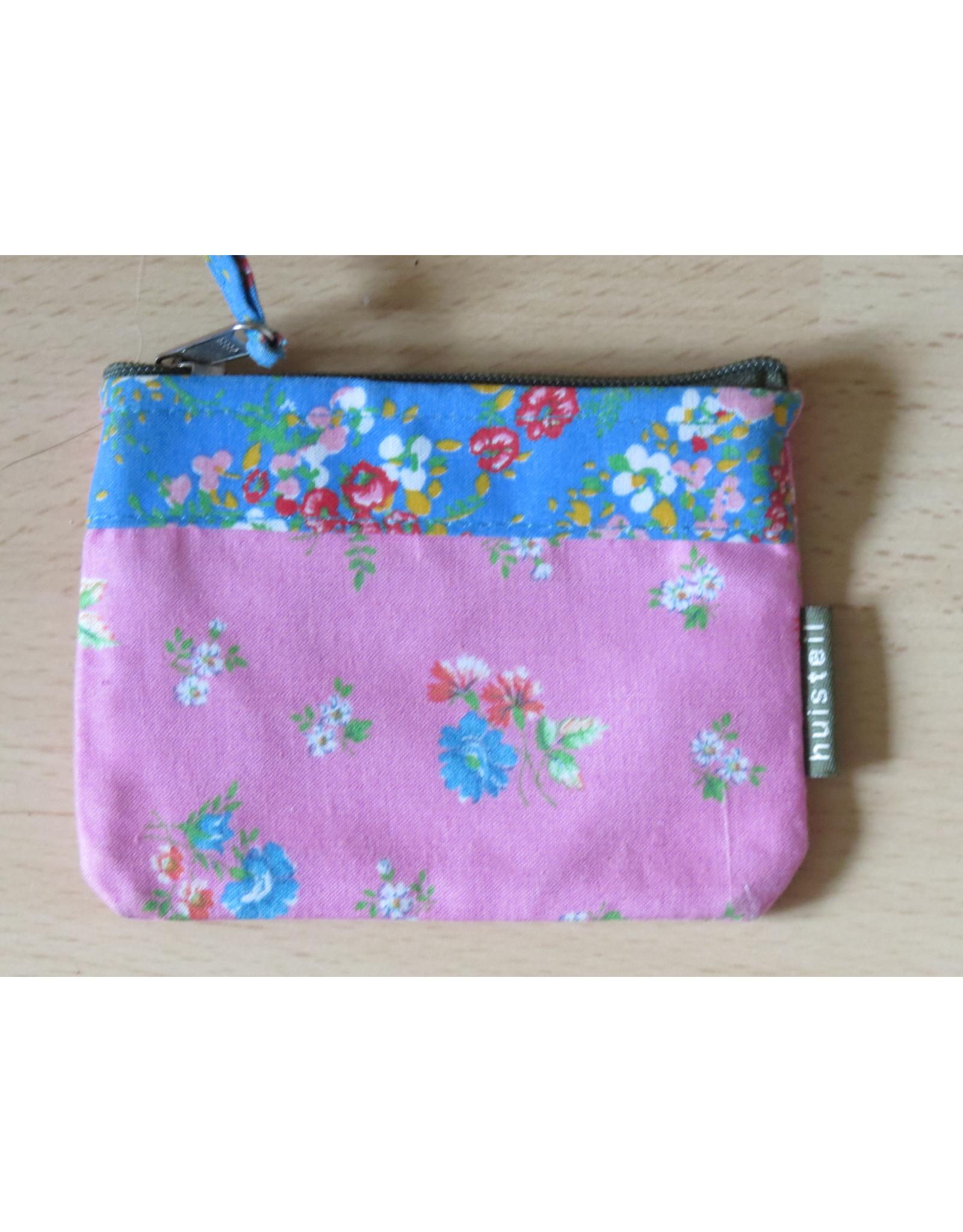 Huisteil Kleine vintage portemonnee