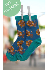 Fräulein Prusselise Children's socks - lions