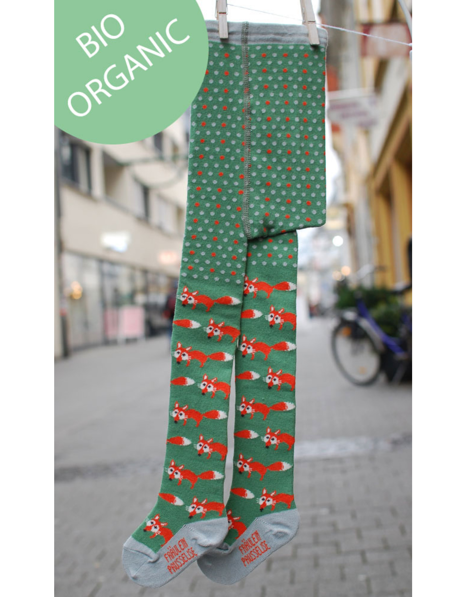 Fräulein Prusselise Children's maillots - foxes