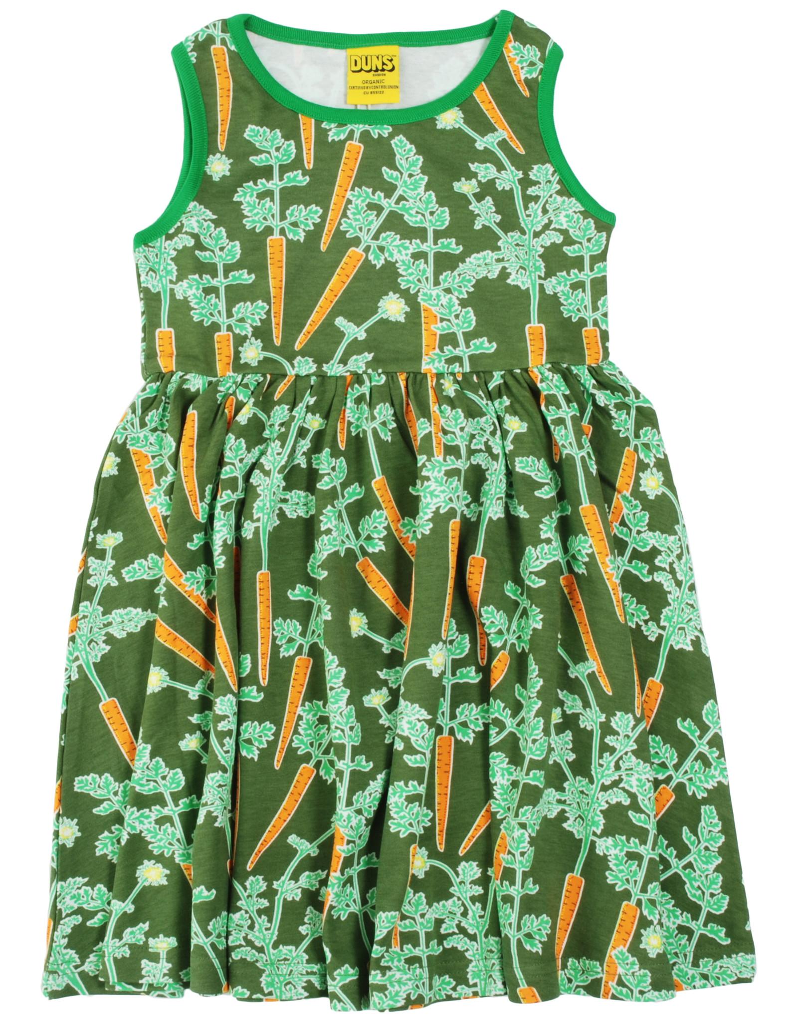Duns Children's dress - carrots