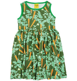Duns Children's dress - carrots