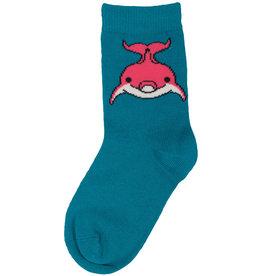 Danefae Children's socks - dolphin