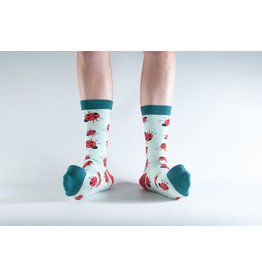 Doris & Dude Socks - ladybugs (36-40)