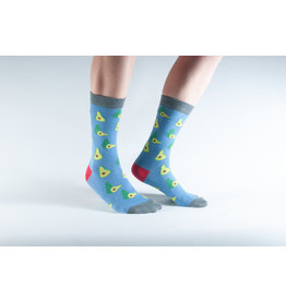 Doris & Dude Socks - avocados (46-50)