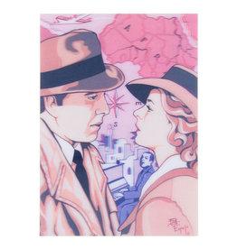 3d kaart - Casablanca