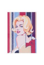 3D kaart - Marilyn Monroe
