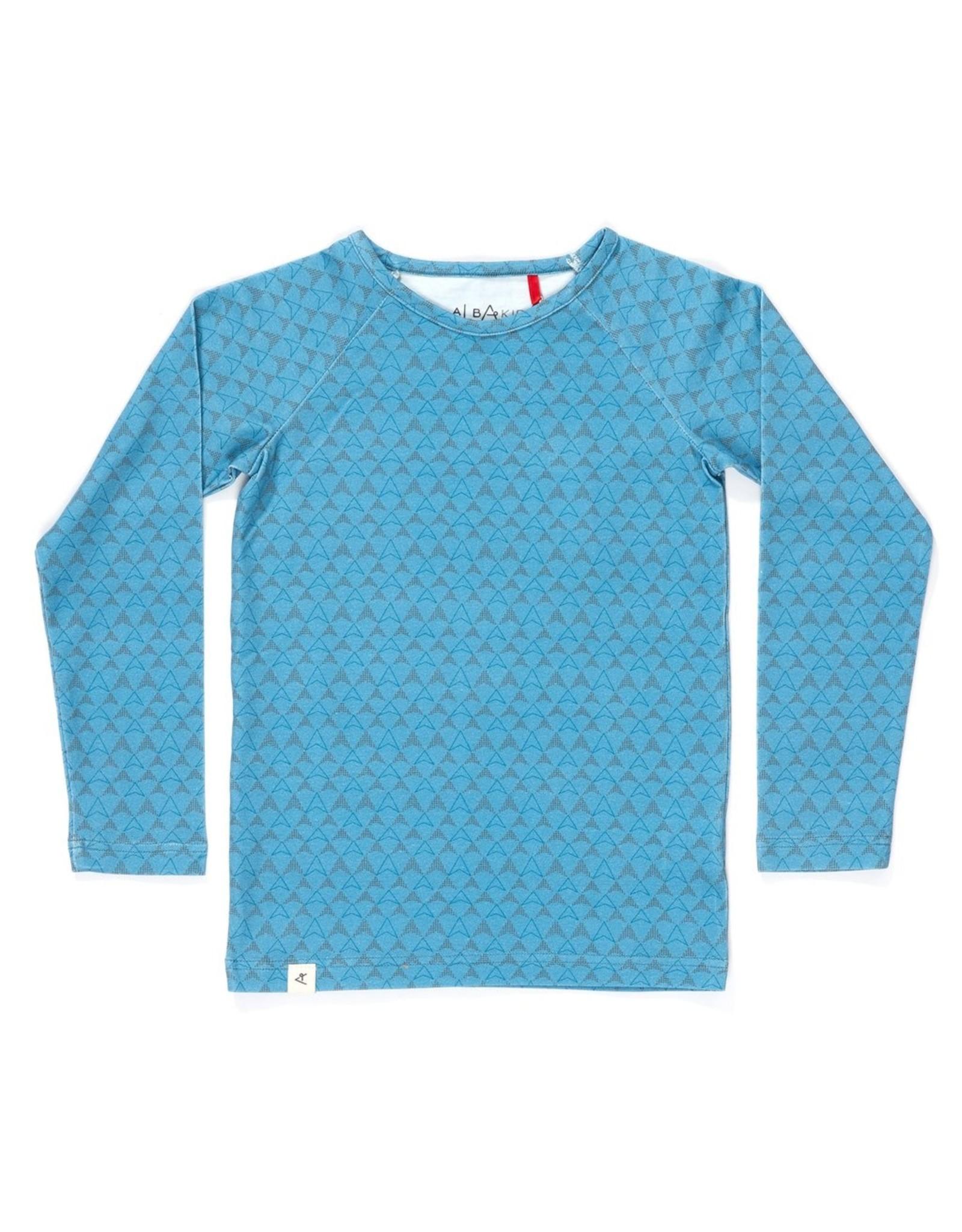 Albababy Alba kinder blouse - hannibal blouse blue