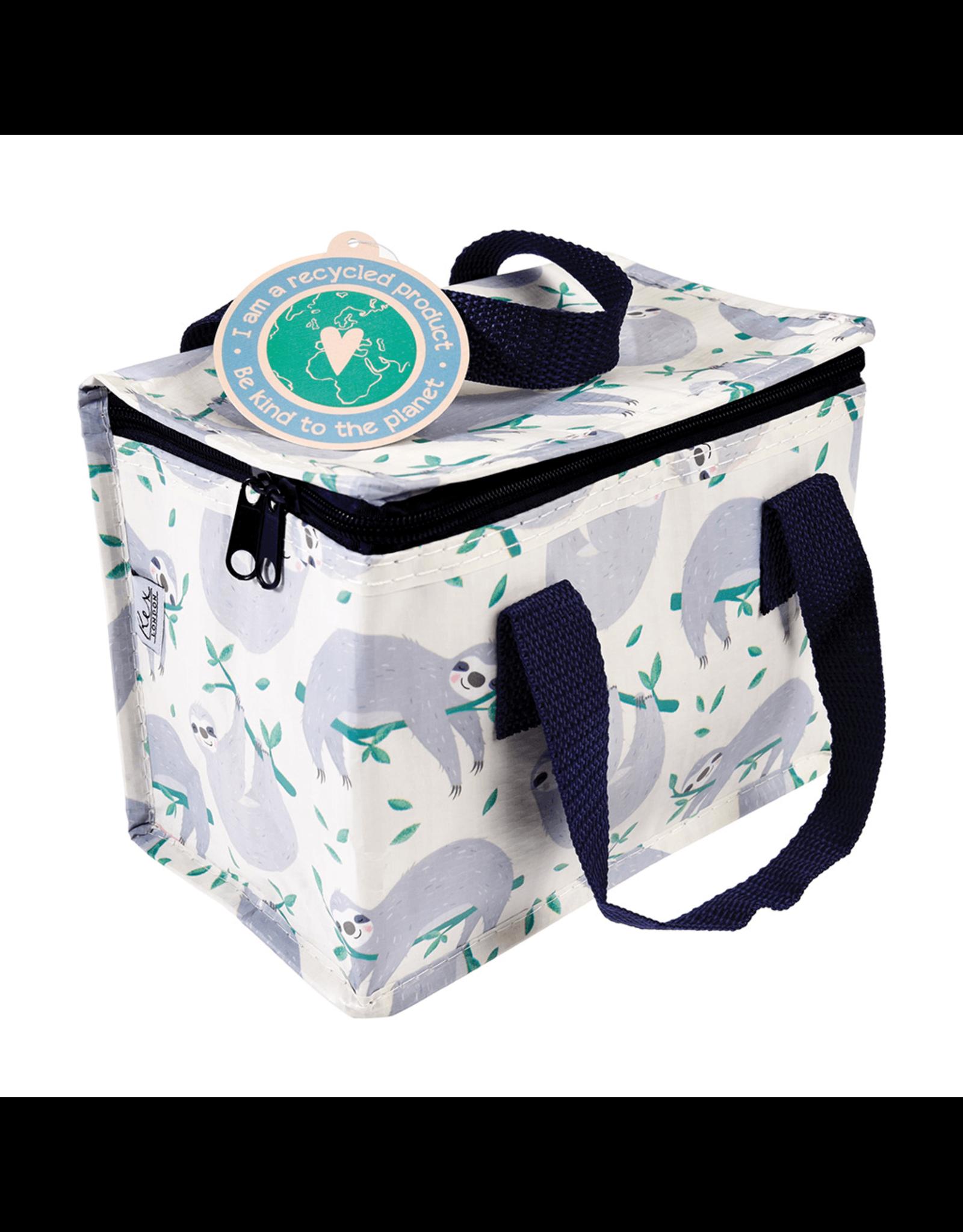 Rex London Kinder lunch bag - sloth
