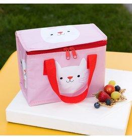 Rex London Kinder lunch bag - kitten