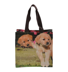 Esschert design Children's bag - puppy's
