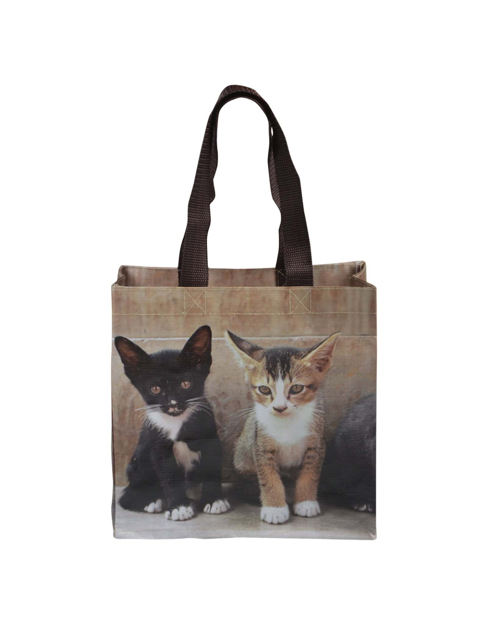 Esschert design Children's bag - kittens