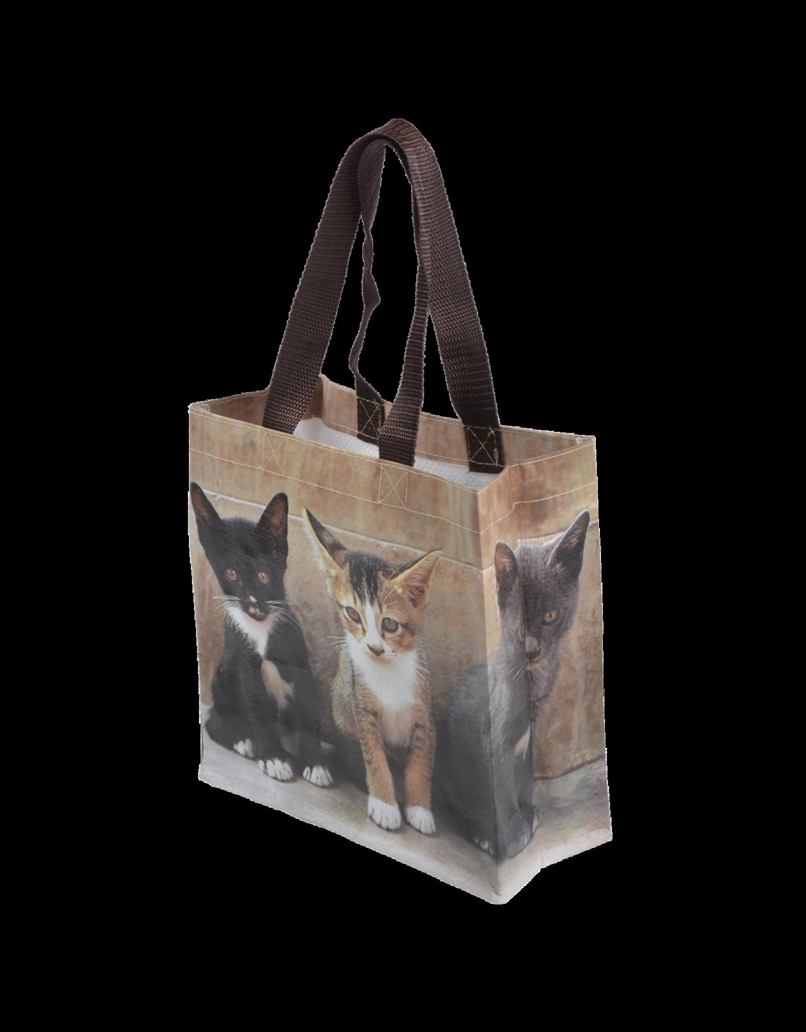 Esschert design Kinder boodschappen tas - katjes
